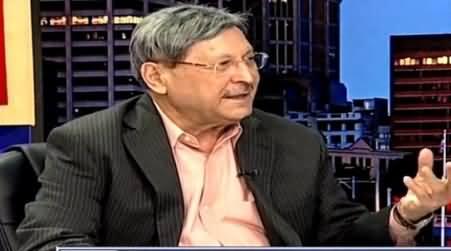Aaj Rana Mubashir Kay Sath (Farooq Naek Exclusive Interview) – 8th March 2015