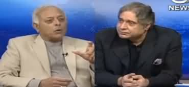 Aaj Rana Mubashir Kay Sath (Ghulam Sarwar Khan Interview) - 1st February 2020