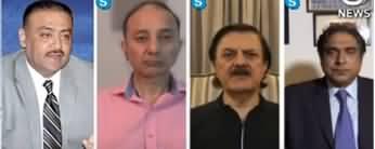 Aaj Rana Mubashir Kay Sath (Govt Strategy on Corona) - 6th June 2020