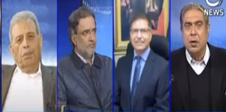 Aaj Rana Mubashir Kay Sath (Govt Vs Opposition) - 24th January 2021