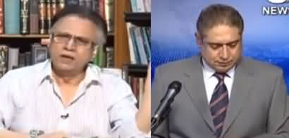 Aaj Rana Mubashir Kay Sath (Hassan Nisar Exclusive Interview) - 13th September 2020