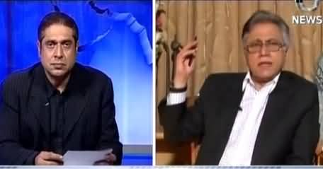 Aaj Rana Mubashir Kay Sath (Hassan Nisar Exclusive Interview) – 1st March 2015