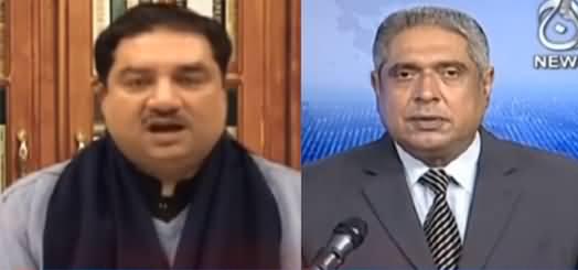 Aaj Rana Mubashir Kay Sath (Khurram Dastageer Interview) - 2nd January 2021