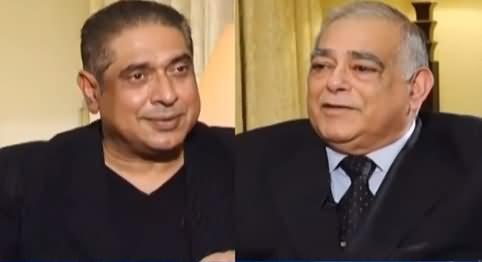 Aaj Rana Mubashir Kay Sath (Lt Gen Tariq Khan(R) Interview) - 1st November 2020