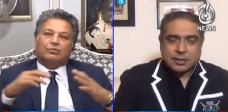 Aaj Rana Mubashir Kay Sath (Mehmood Bhatti Exclusive) - 11th November 2020