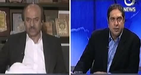 Aaj Rana Mubashir Kay Sath (Mein Munafiq Nahi - Nisar Khuro) - 1st February 2015