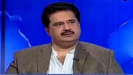 Aaj Rana Mubashir Kay Sath (Nabil Gabol Exclusive Interview) – 13th March 2015