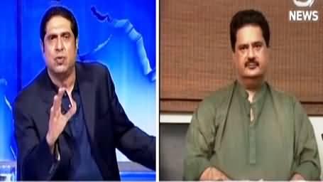 Aaj Rana Mubashir Kay Sath (Nabil Gabol Special Interview) – 11th April 2015