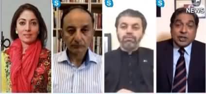 Aaj Rana Mubashir Kay Sath (Nazik Daur Kab Khatam Hoga?) - 28th June 2020