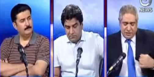 Aaj Rana Mubashir Kay Sath (Opposition Blame Game) - 10th July 2021