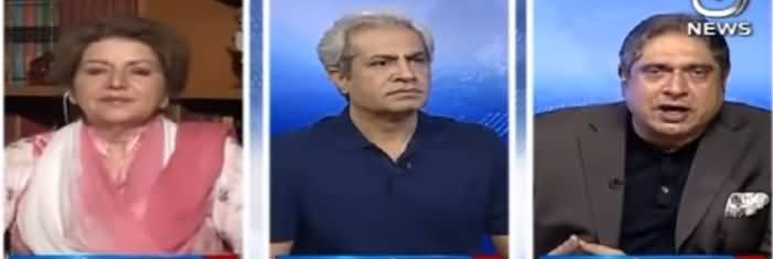Aaj Rana Mubashir Kay Sath (Pakistan Needs A Think Tank?) - 1st September 2019