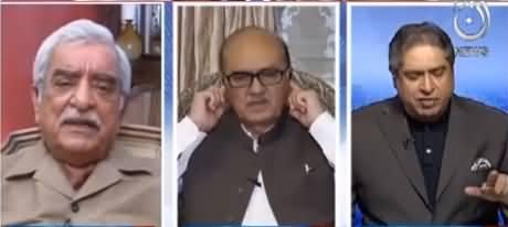 Aaj Rana Mubashir Kay Sath (Pakistan Should Invite US to CPEC?) - 6th September 2019