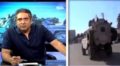 Aaj Rana Mubashir Kay Sath (Pakistanis Returned Back From Yemen) – 29th March 2015