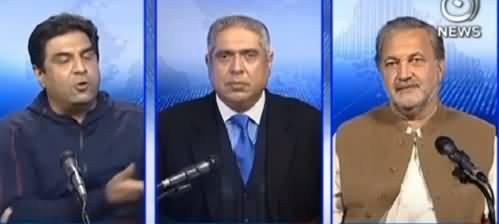 Aaj Rana Mubashir Kay Sath (PDM's U-Turn) - 25th December 2020