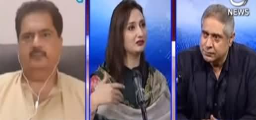 Aaj Rana Mubashir Kay Sath (Punjab Main PPP Vs PTI Ya PMLN?) - 3rd July 2021