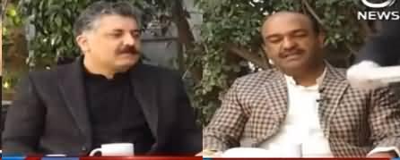 Aaj Rana Mubashir Kay Sath (Qaumi Hakumat Ki Baatein) - 6th December 2019