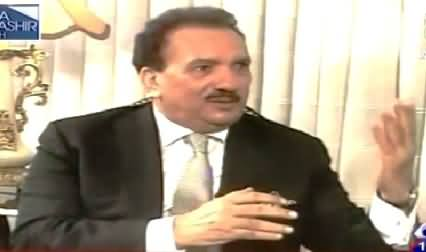 Aaj Rana Mubashir Kay Sath (Rehman Malik Exclusive Interview) – 28th March 2015