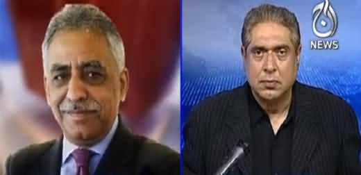 Aaj Rana Mubashir Kay Sath (Rigging Allegations) - 21st February 2021