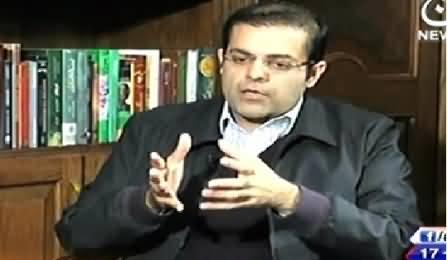 Aaj Rana Mubashir Kay Sath (Salman Shahbaz Exclusive Interview) – 17th January 2015