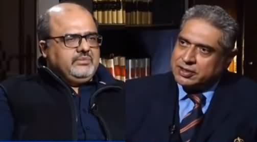 Aaj Rana Mubashir Kay Sath (Shahzad Akbar Exclusive Interview) - 21st November 2020