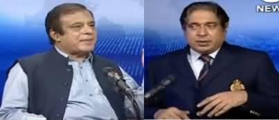 Aaj Rana Mubashir Kay Sath (Shibli Faraz Exclusive Interview) - 5th June 2020