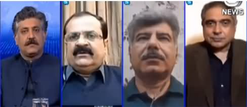 Aaj Rana Mubashir Kay Sath (Siasi Mahaz Arai) - 5th December 2020