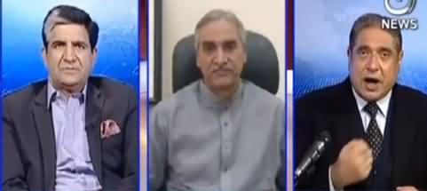 Aaj Rana Mubashir Kay Sath (Who Is Doing Politics?) - 8th January 2021