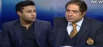 Aaj Rana Mubashir Kay Sath (Zulfi Bukhari Exclusive Interview) - 4th April 2020