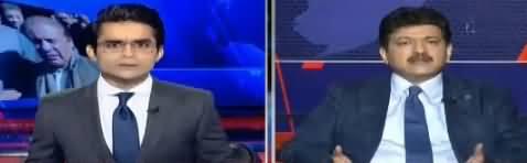 Aaj Shahzaib Khanzada Kay Sath (Chairman Senate Issue) – 7th March 2018