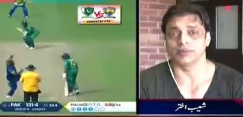 Aaj Shahzaib Khanzada Kay Sath (Champions Trophy) - 16th June 2017