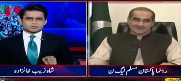 Aaj Shahzaib Khanzada Kay Sath (Civil Military Relations) - 4th May 2017
