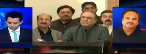 Aaj Shahzaib Khanzada Kay Sath (Electioni 2018) – 3rd May 2018
