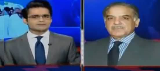 Aaj Shahzaib Khanzada Kay Sath (Hudabiya Case Closed) - 15th December 2017