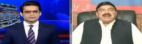 Aaj Shahzaib Khanzada Kay Sath (Judicial Martial Law Ki Baatein) – 22nd March 2018