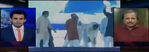 Aaj Shahzaib Khanzada Kay Sath (Karachi Ki Siasat) – 11th May 2018