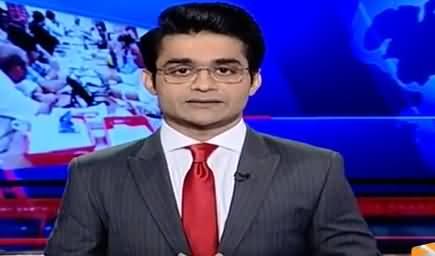 Aaj Shahzaib Khanzada Kay Sath (Karachi Ki Siasat) - 8th November 2017