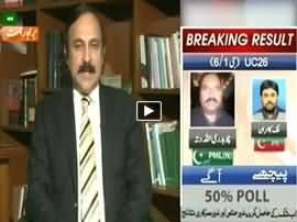 Aaj Shahzaib Khanzada Kay Sath (LB Elections Islamabad) - 30th November 2015