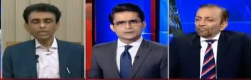 Aaj Shahzaib Khanzada Kay Sath (MQM's Future) – 12th February 2018