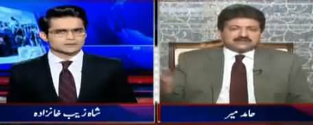 Aaj Shahzaib Khanzada Kay Sath (Nawaz Sharif Ka Case) – 2nd October 2017