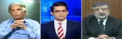 Aaj Shahzaib Khanzada Kay Sath (Nawaz Sharif Na Ahel) – 21st February 2018