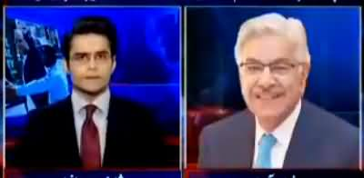 Aaj Shahzaib Khanzada Kay Sath (Panama Case Faisla Mehfooz) - 21st July 2017