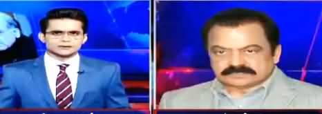 Aaj Shahzaib Khanzada Kay Sath (PMLN Mein Baghawat) – 21st June 2018