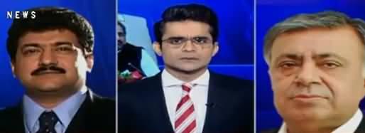 Aaj Shahzaib Khanzada Kay Sath (PMLN's Efforts) – 20th April 2018
