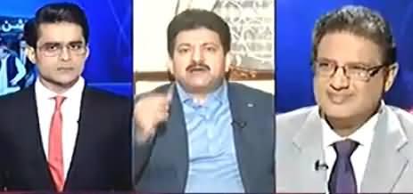 Aaj Shahzaib Khanzada Kay Sath (PTI, PPP Alliance) – 13th March 2018