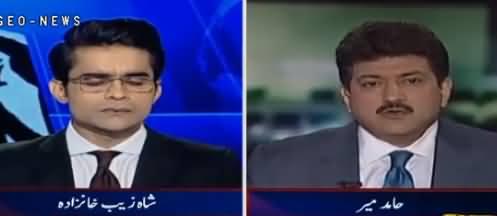 Aaj Shahzaib Khanzada Kay Sath (Shahid Masood Proved Wrong) – 1st March 2018
