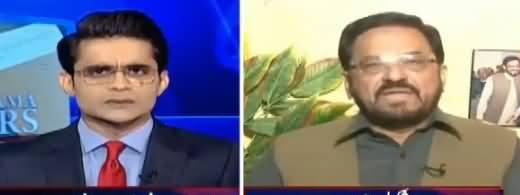 Aaj Shahzaib Khanzada Kay Sath (Sheikh Rasheed Case) – 20th March 2018