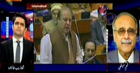 Aaj Shahzaib Khanzada Ke Saath (2014 Khatam Ho Gya) - 31st December 2014