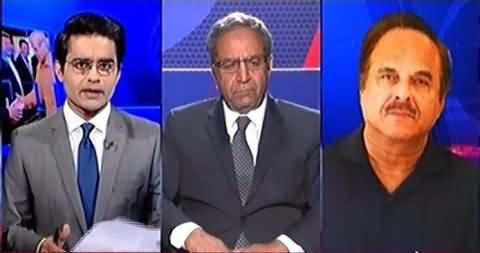 Aaj Shahzaib Khanzada Ke Saath (Allegations on Shahbaz Sharif) - 26th October 2016