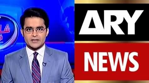 Aaj Shahzaib Khanzada Ke Saath (ARY Shut Down in UK) - 3rd February 2017