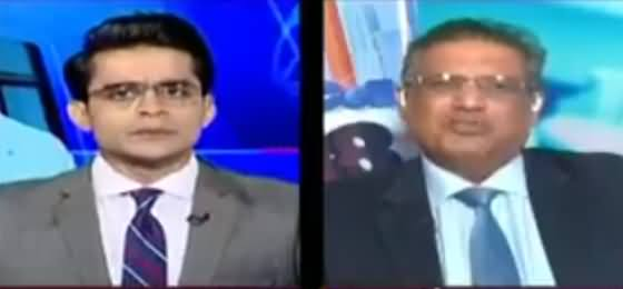 Aaj Shahzaib Khanzada Ke Saath (Election 2018) - 18th July 2018